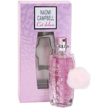Naomi Campbell Cat deluxe Eau de Toilette für Damen 1