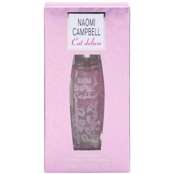 Naomi Campbell Cat deluxe Eau de Toilette für Damen 3