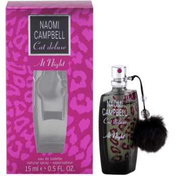 Naomi Campbell Cat deluxe At Night eau de toilette pentru femei