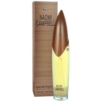 Naomi Campbell Naomi Campbell Eau de Toilette pentru femei 30 ml