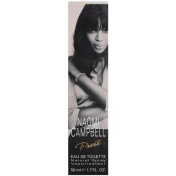 Naomi Campbell Private Eau de Toilette pentru femei 4