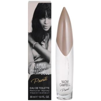 Naomi Campbell Private Eau de Toilette pentru femei 30 ml