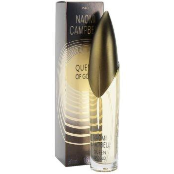 Naomi Campbell Queen of Gold Eau de Toilette pentru femei 1