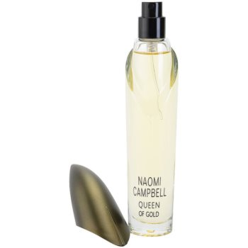 Naomi Campbell Queen of Gold Eau de Toilette pentru femei 3
