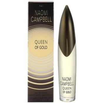 Naomi Campbell Queen of Gold Eau de Toilette pentru femei 30 ml