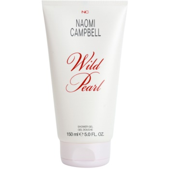 Naomi Campbell Wild Pearl gel de dus pentru femei 150 ml