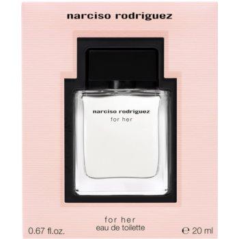 Narciso Rodriguez For Her eau de toilette pentru femei