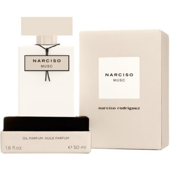 Narciso Rodriguez Narciso Musc ulei parfumat pentru femei 50 ml