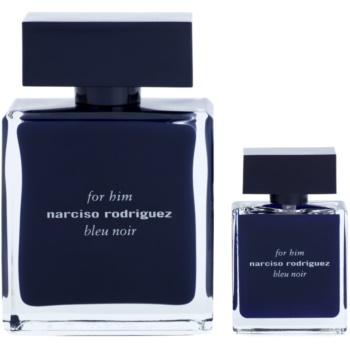 Narciso Rodriguez For Him Bleu de Noir Geschenksets 2
