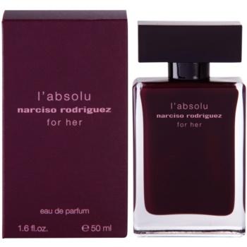 Narciso Rodriguez For Her L'Absolu парфумована вода для жінок