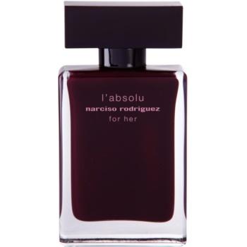 Narciso Rodriguez For Her LAbsolu eau de parfum pentru femei 50 ml