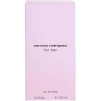 Narciso Rodriguez For Her Eau de Toilette für Damen 4