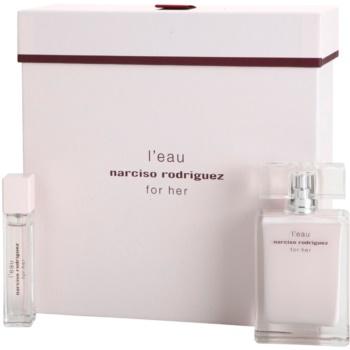 Narciso Rodriguez L´Eau For Her zestaw upominkowy