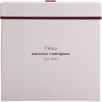 Narciso Rodriguez L´Eau For Her coffret presente 3