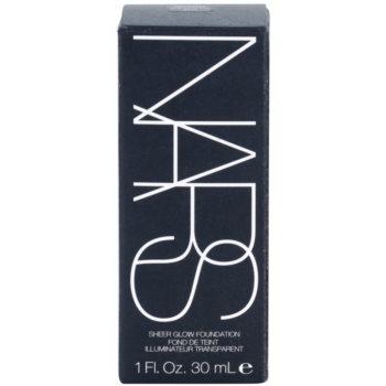Nars Make-up make up lichid  pentru un aspect mat 2