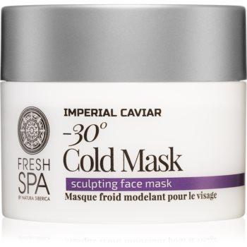 Natura Siberica Fresh Spa Imperial Caviar masca de fata modelatoare anti-îmbãtrânire imagine produs