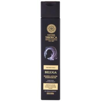 Natura Siberica For Men Only šampon proti řídnutí a padání vlasů pro muže 250 ml