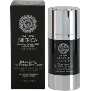 Natura Siberica Royal Caviar crema de ochi pentru fermitate cu caviar 2