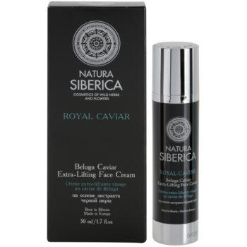 Natura Siberica Royal Caviar festigende Gesichtscreme mit Kaviar 2