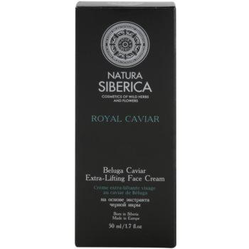 Natura Siberica Royal Caviar festigende Gesichtscreme mit Kaviar 3