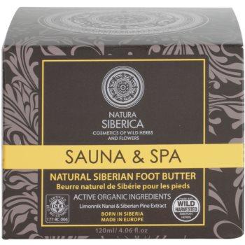 Natura Siberica Sauna and Spa Butter für Füssen 2