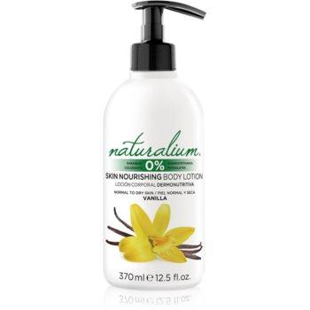 Naturalium Fruit Pleasure Vanilla lotiune de corp hranitoare poza