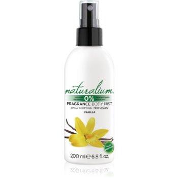 Naturalium Fruit Pleasure Vanilla spray de corp racoritor poza