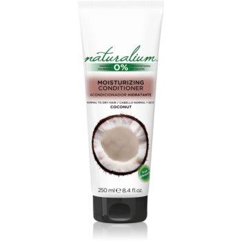 Naturalium Fruit Pleasure Coconut balsam pentru par cu efect hidratant poza