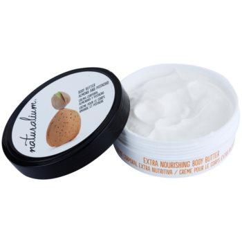 Naturalium Nuts Almond and Pistachio odżywcze masło do ciała 2