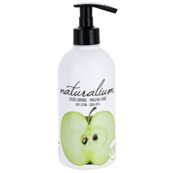 Naturalium Fruit Pleasure Green Apple lotiune de corp hranitoare
