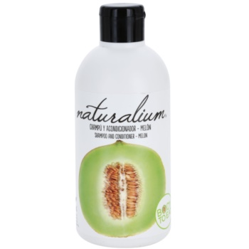 Naturalium Fruit Pleasure Melon sampon si balsam