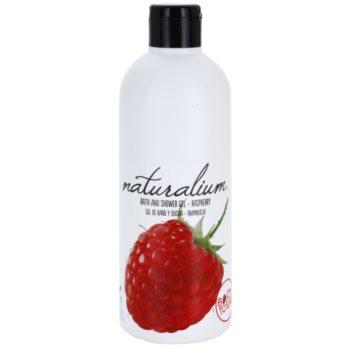 Naturalium Fruit Pleasure Raspberry nährendes Duschgel