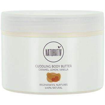 Naturativ Body Care Cuddling unt pentru corp efect regenerator