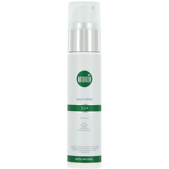 Naturativ Face Care 30+ crema de noapte impotriva primelor semne de imbatranire ale pielii