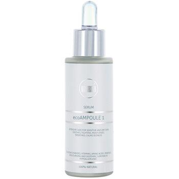 Naturativ Face Care ecoAmpoule 1 интензивна грижа за чувствителна и суха кожа