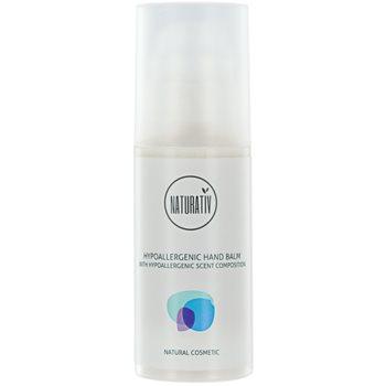 Naturativ Body Care Hypoallergenic balsam nutritiv pentru mâini pentru pielea uscata sau foarte uscata  100 ml