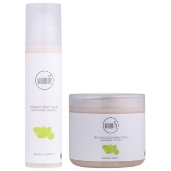 Naturativ Body Care Relaxing козметичен пакет  I. 1