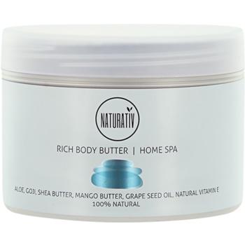 Naturativ Body Care Home Spa hranilno maslo za telo
