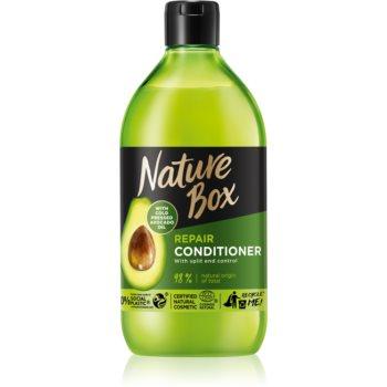 Nature Box Avocado balsam pentru restaurare adanca pentru pãr imagine produs