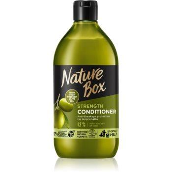 Nature Box Olive Oil balsam protector împotriva pãrului fragil imagine