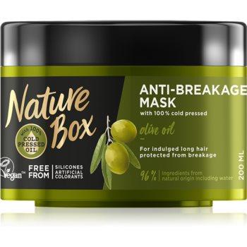 Nature Box Olive Oil masca împotriva pãrului fragil imagine