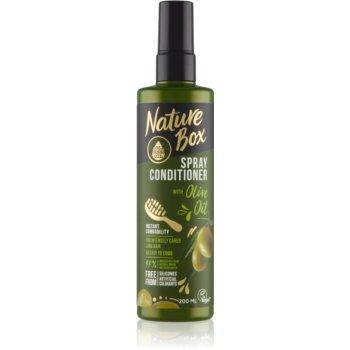 Nature Box Olive Oil balsam fortifiant pentru pãr lung imagine produs