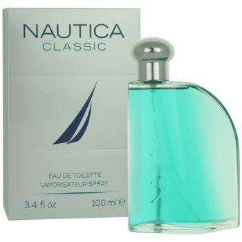 Fotografie Nautica Classic toaletní voda pro muže 100 ml