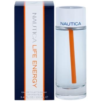 Nautica Life Energy Eau de Toilette pentru bărbați