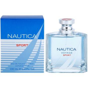 Nautica Voyage Sport eau de toilette pentru bărbați