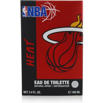 NBA Miami Heat Eau de Toilette for Men 4