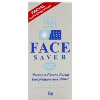 Neat 3B gel za obraz proti prekomernemu potenju in sijaju 2