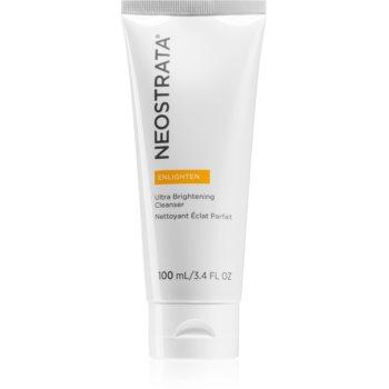 NeoStrata Enlighten spuma de curatare ce ofera stralucire pentru o piele mai luminoasa poza noua