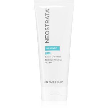 NeoStrata Restore gel de curățare blând pentru toate tipurile de ten, inclusiv piele sensibila