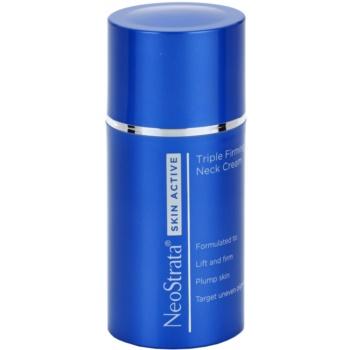 NeoStrata Skin Active crema pentru intarire si netezire al pigmentilor pe gat si decolteu